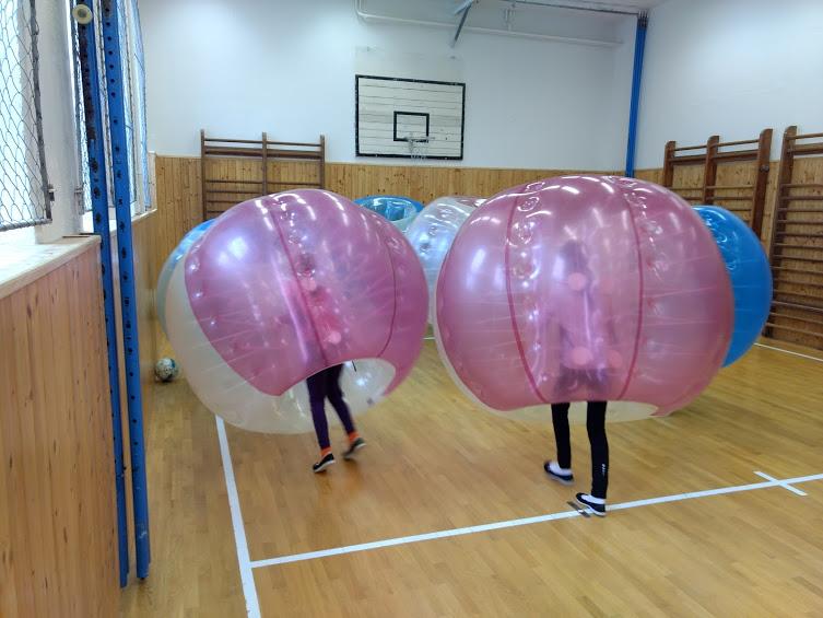 ZŠ a MŠ Brumovice - Bubbleball Cup
